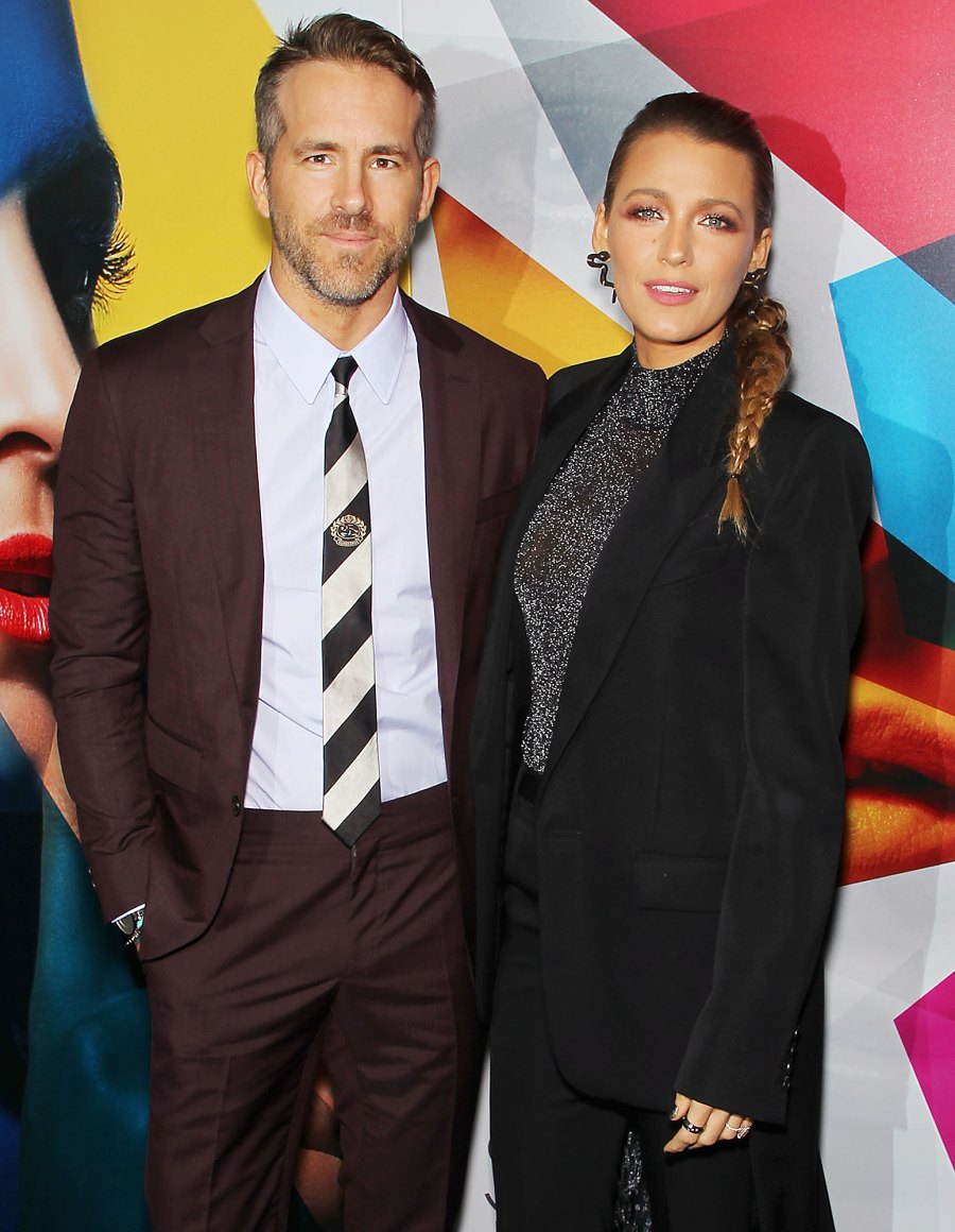 Ryan Reynolds Blake Lively Christmas Will Look a Little Different This Year