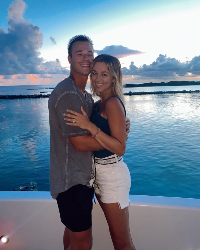 Sadie Robertson Christian Huff Are Definitely Considering a Reality Show