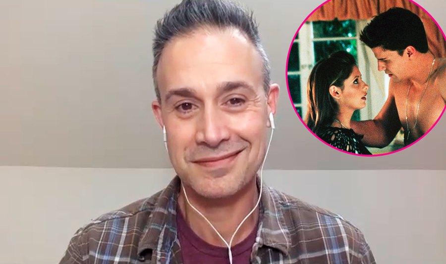 Freddie Prinze Jr Shares Kids Reaction to Mom Sarah Michelle Gellars Buffy Kissing Scenes