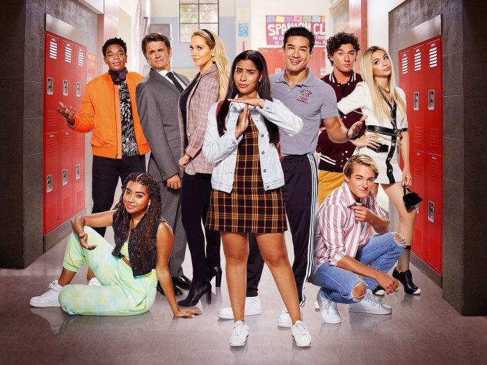 Saved by the Bell Los miembros más recientes del elenco responden preguntas sobre la serie original