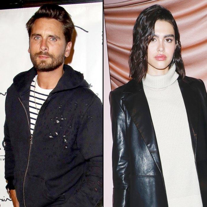 Scott Disick Amelia Hamlin Flirt Instagram Amid Romance Rumors