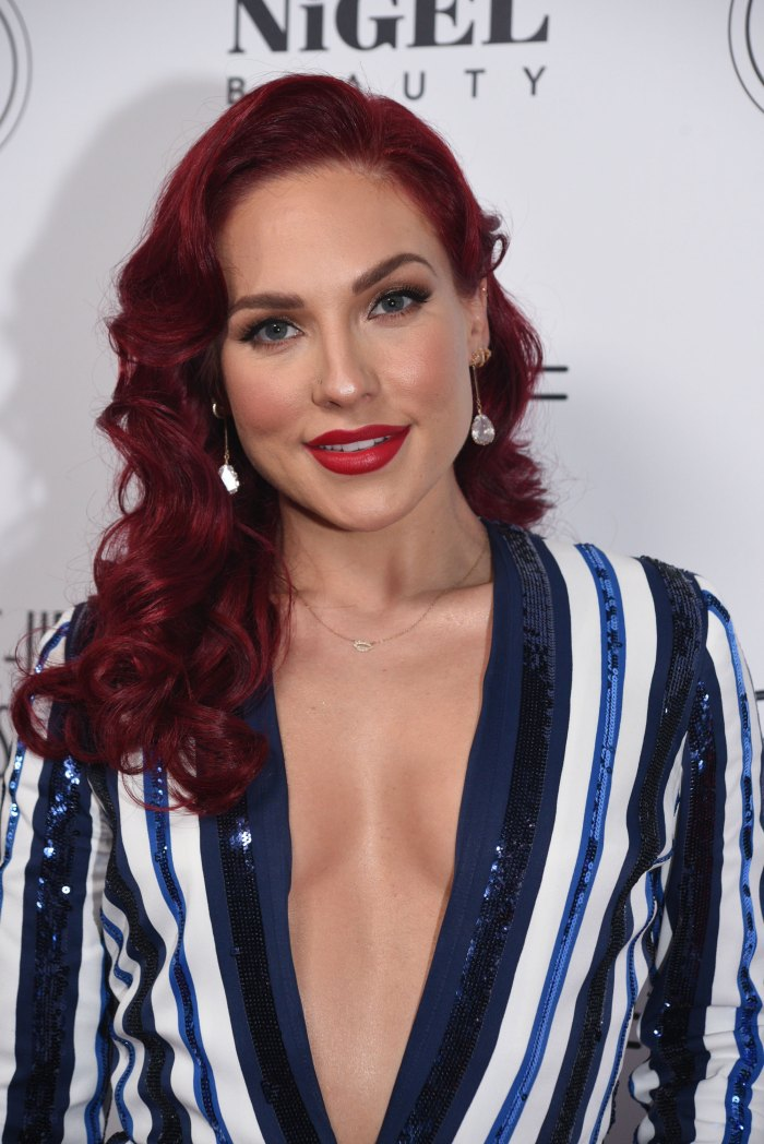 Sharna Burgess Reveals She's 'Off the Market,' Teases New Relationship