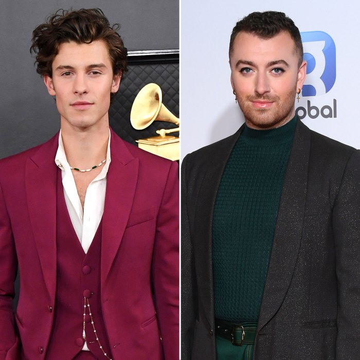 Shawn Mendes Apologizes for Calling Sam Smith the Wrong Pronoun at iHeartRadio Jingle Ball 2020
