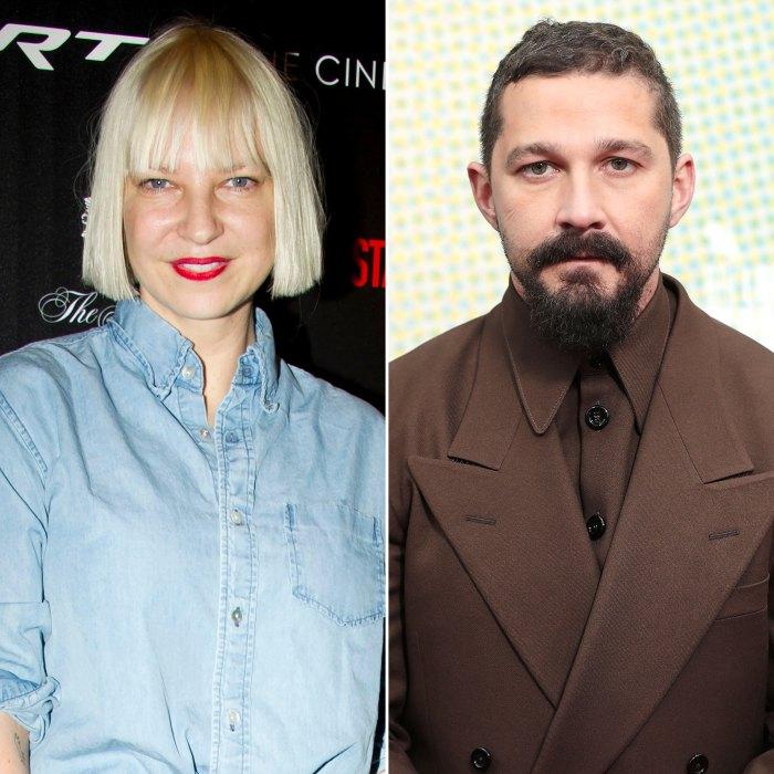 Sia afirma que Shia LaBeouf la 'engañó' en una 'relación adúltera' después de las acusaciones de abuso de FKA Twigs