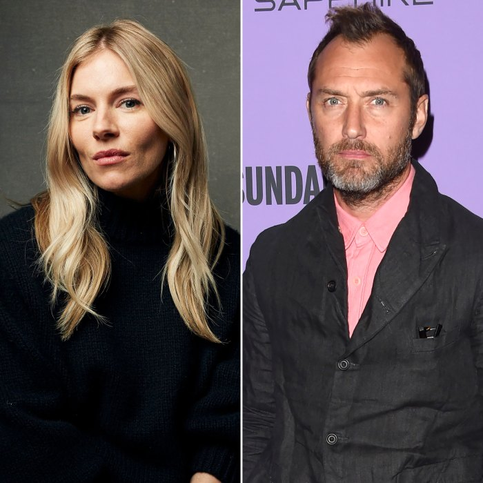 Sienna Miller Says She Forgot 6 Weeks During Ex-Fiance Jude Law's Cheating Scandal: 'It Was Really Hard'
