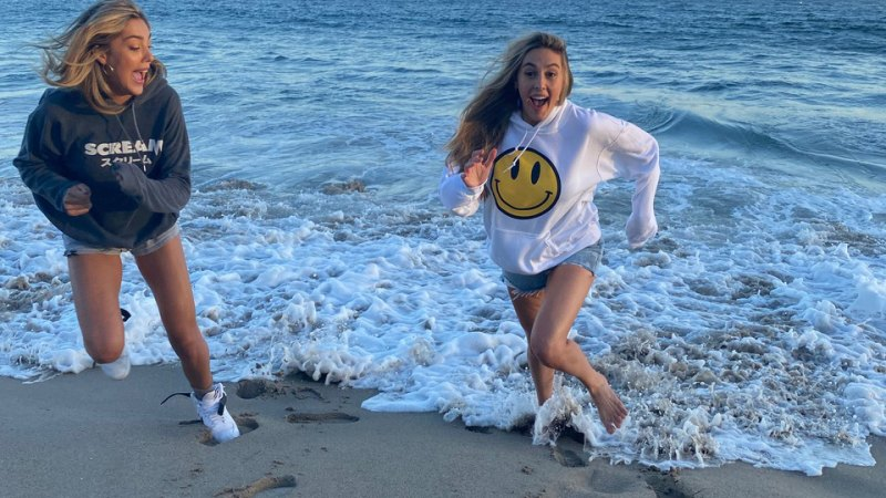 Sistine and Sophia Stallone: A Day within the Life