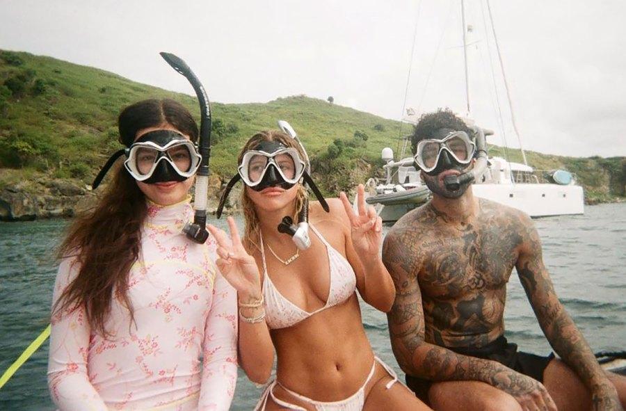 Even Sofia Richie's Scuba Diving Bikini Is Crazy Hot