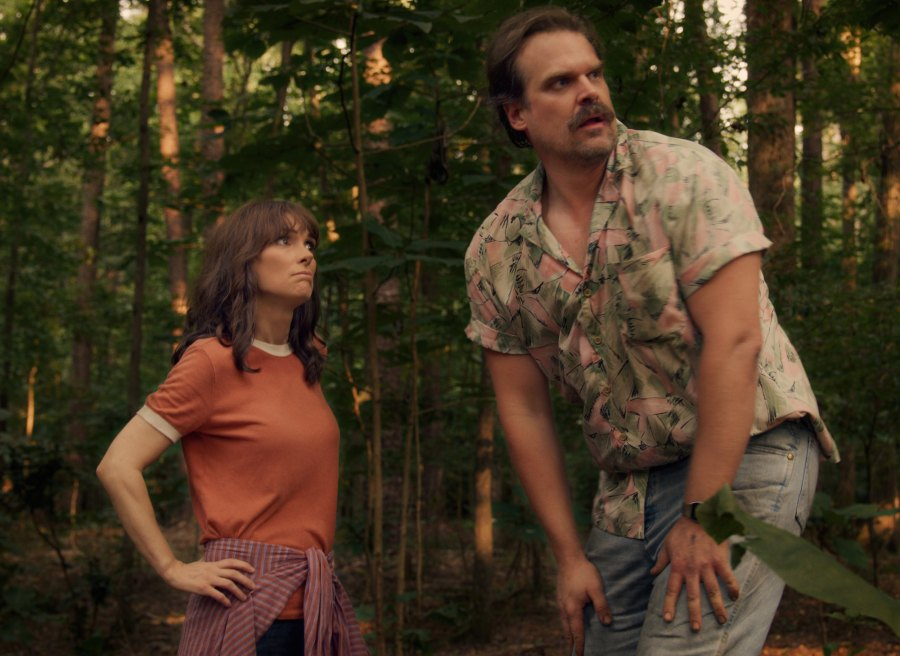 Winona Ryder David Harbour We Need to Get Together in 2021