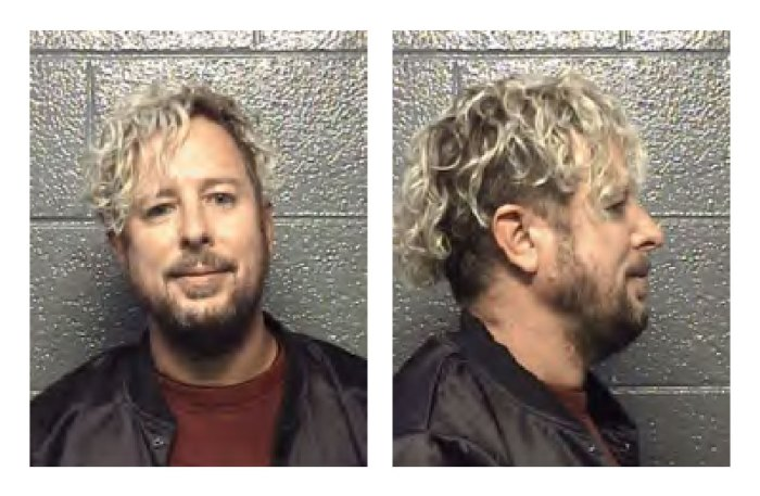 Survivor Alum Jonny Fairplay and His Mom Arrested on Larceny Charges Mugshot