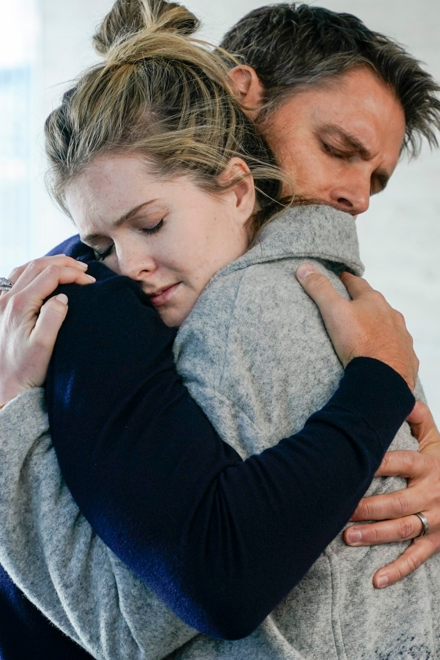 MEGHANN FAHY, SAM PAGE OKIERIETE ONAODOWAN, BARRETT DOSS Station 19 TV Couples We Need to See Together in 2021