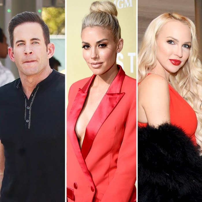 Tarek El Moussa critica la venta de Christine Quinn de Sunset por decir cosas malas sobre él y Heather Rae Young