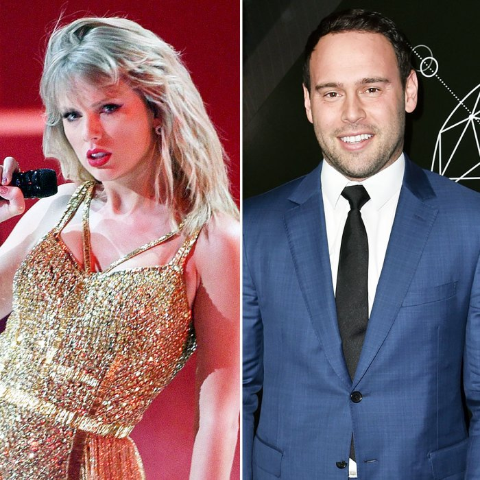 Taylor Swift May Have Dropped a Scooter Braun Easter Egg in Ryan Reynolds Commercial