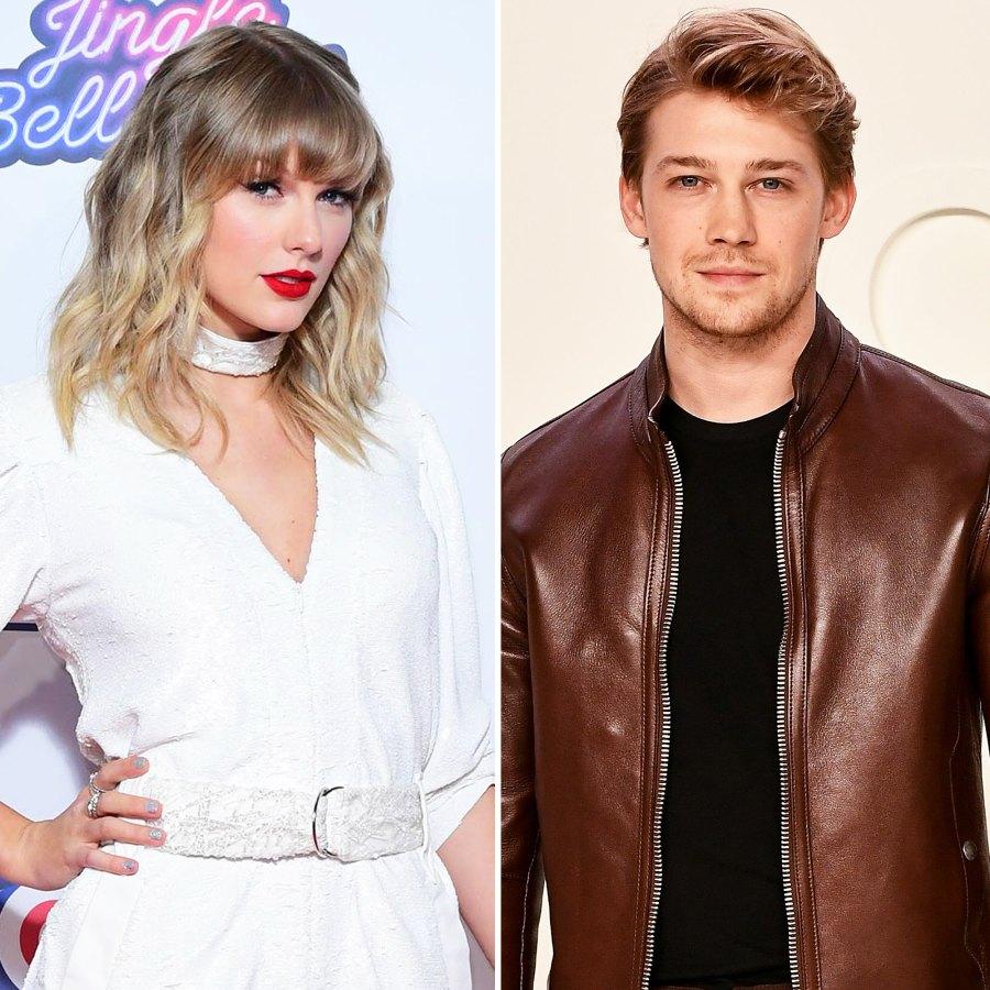 Taylor Swift Reveals Boyfriend Joe Alwyn Cowrote 3 Songs on Her New Album Evermore
