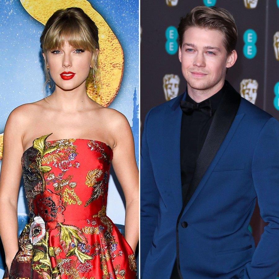 Taylor Swift and Joe Alwyn Writing Exile