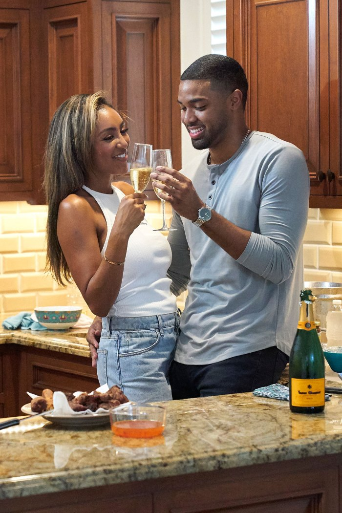 Tayshia Adams and Ivan Bachelorette Recap