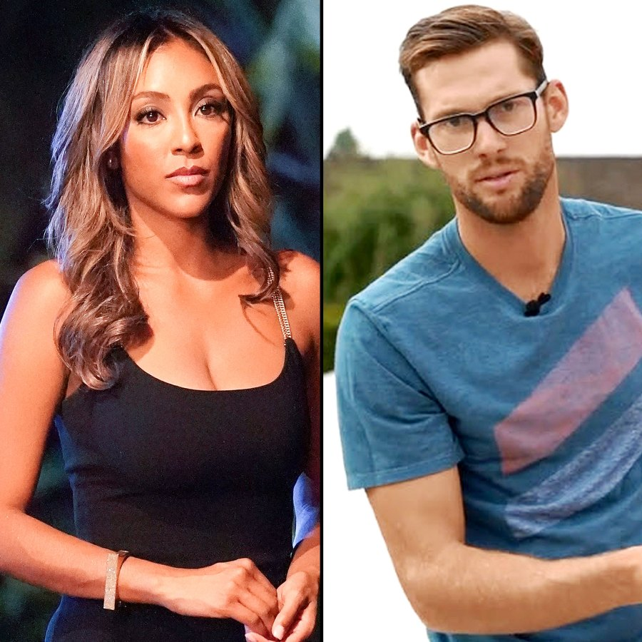 Tayshia Ex-Husband Josh Bourelle Details Why They Divorced Tell All