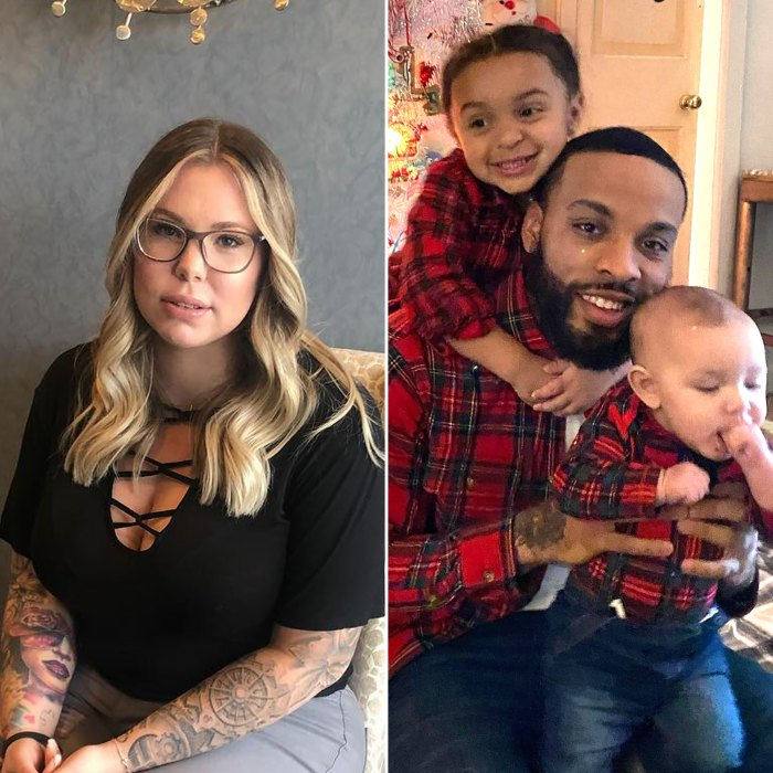 El ex de la estrella de 'Teen Mom 2' Kailyn Lowry, Chris Lopez, la engaña por rechazar regalos de Navidad de familiares y amigos ausentes