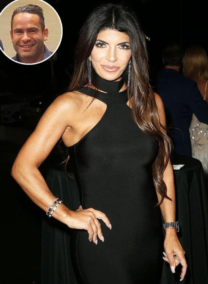Teresa Giudice Spotted Kissing Boyfriend Luis 'Louie' Ruelas on Date in NYC