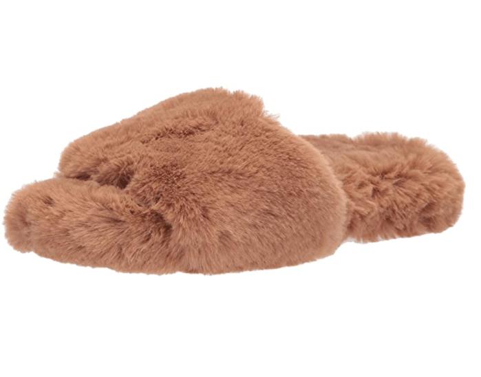 The Drop Women's Marina Faux Fur Cottage Slipper