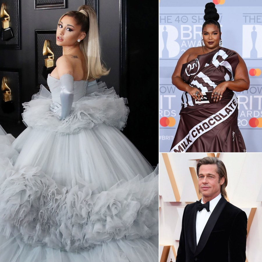 The Most Glam Red Carpet Moments of 2020