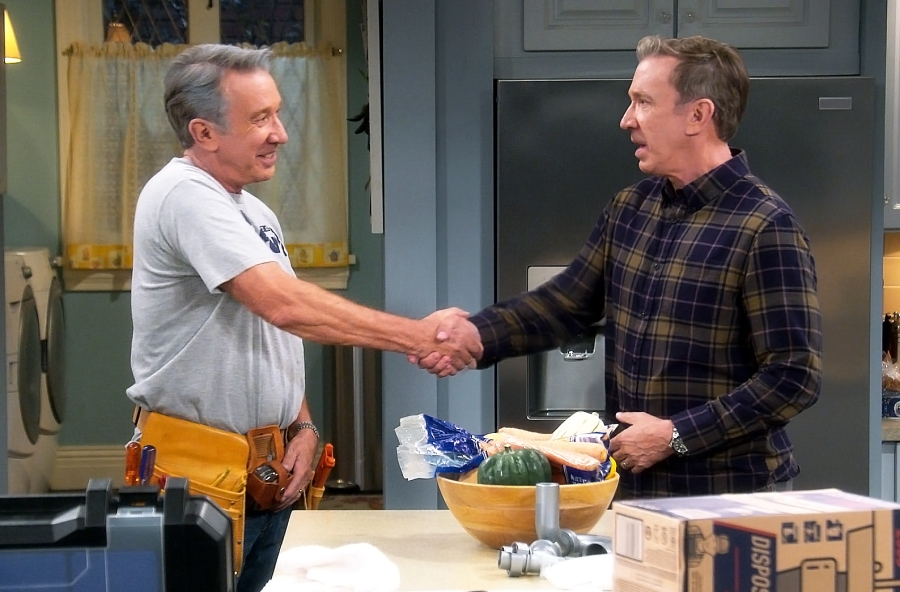 Tool Time! Watch Tim Allen's 'Last Man Standing' Character Meet the Toolman