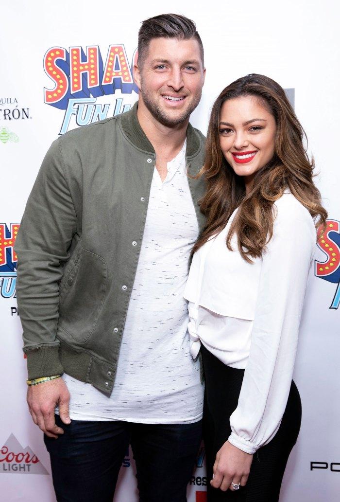 Tim Tebow quiere tener hijos con su esposa Demi-Leigh Nel-Peters 'en el momento adecuado'