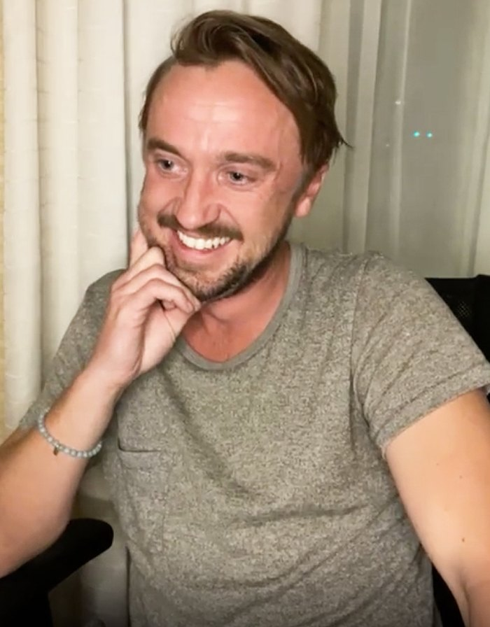 Tom Felton Critiques Harry Potter After Watching It for the 1st Time in 20 Years