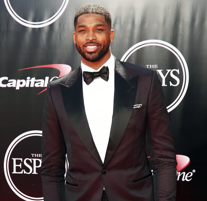 Tristan Thompson attends the ESPY Awards Tristan Thompson Lists Cleveland Home Amid Boston Move