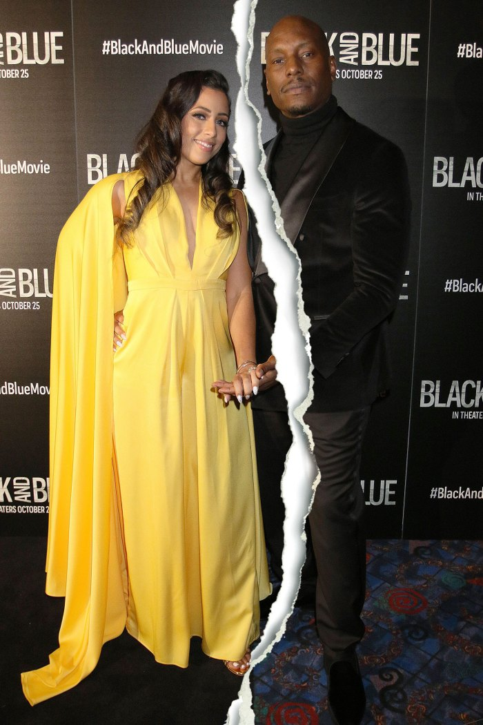 Tyrese Gibson and Wife Samantha Lee Gibson Split After Nearly 4 Years of Marriage