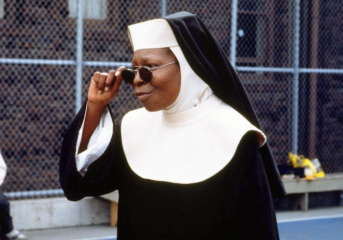 Whoopi Goldberg Is Buying Up Her Own 'Sister Act' and 'Ghost' Merch