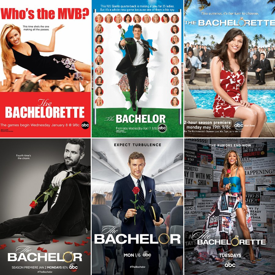 Wildest Bachelor Posters Through the Years 1