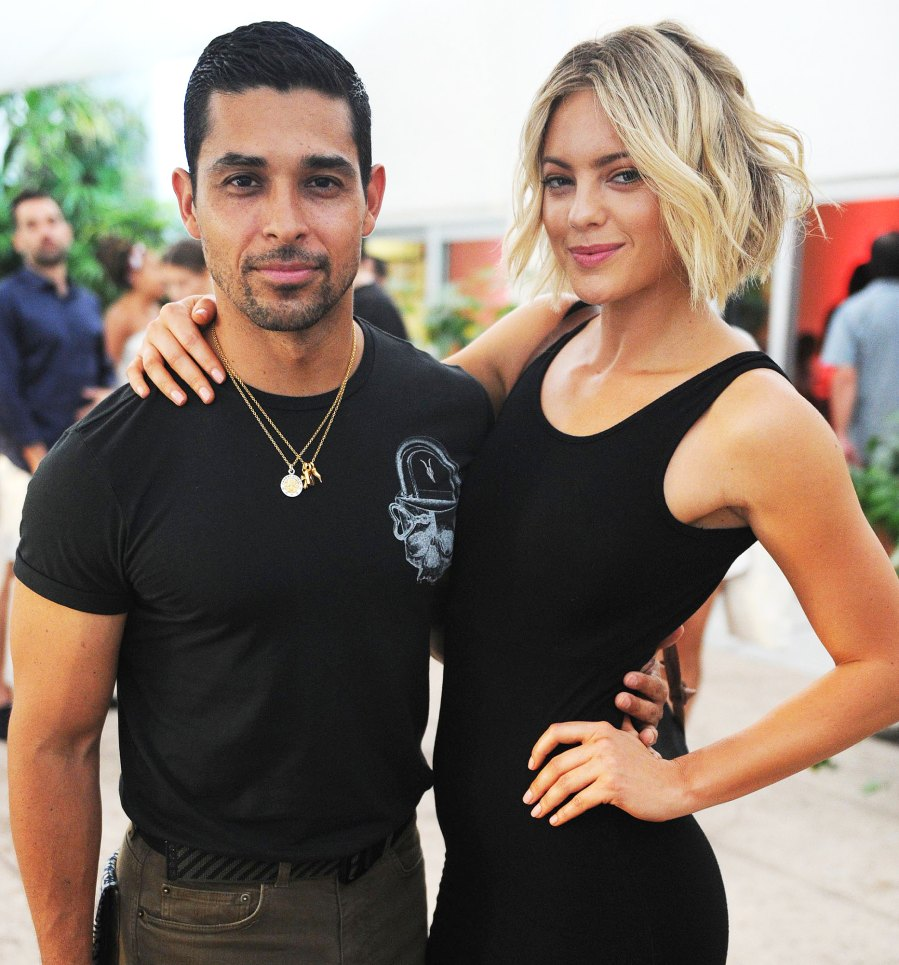 Wilmer Valderrama Is Expecting 1st Child With Pregnant Fiancee Amanda Pacheco