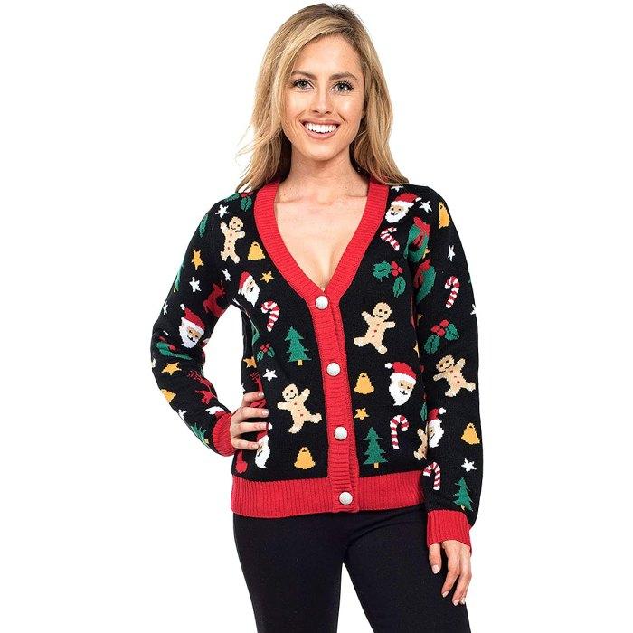 suéter-navideño-cardigan-navideño