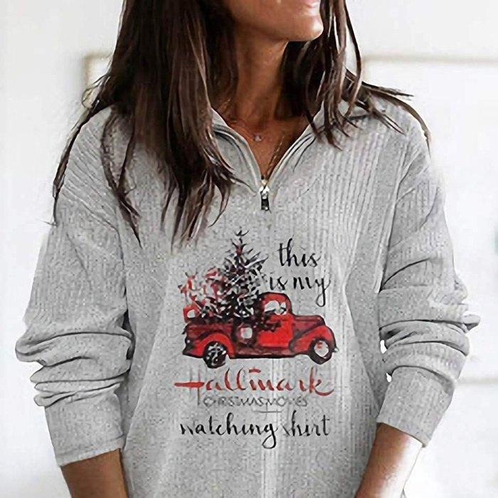vacaciones-suéter-sello-películas-navideñas