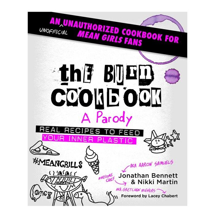regalos-cultura-pop-quemar-libro-de-cocina-chicas-malas