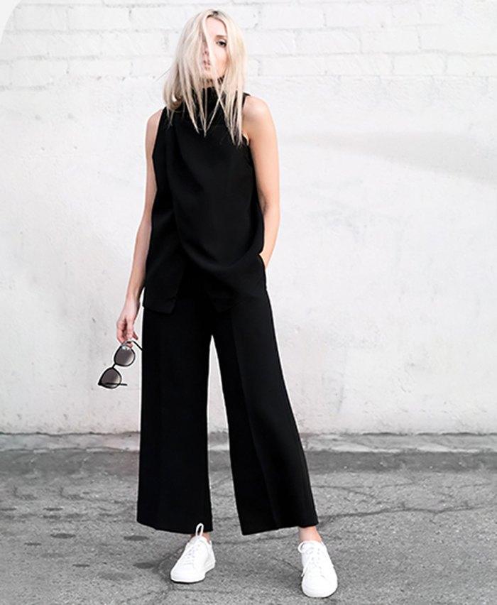 Sarin Mathews Yoga Pantalones de pierna ancha