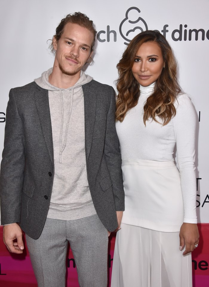 Naya Rivera's Ex-Husband Ryan Dorsey Shares Poignant Christmas Photo With Their Son Josey