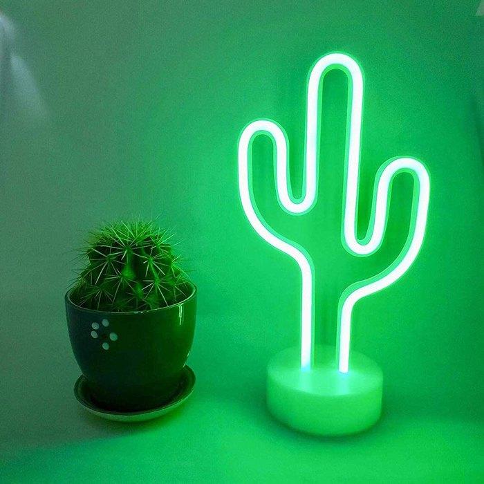 lámpara-de-luz-de-neón-cactus-elefante-blanco-regalos