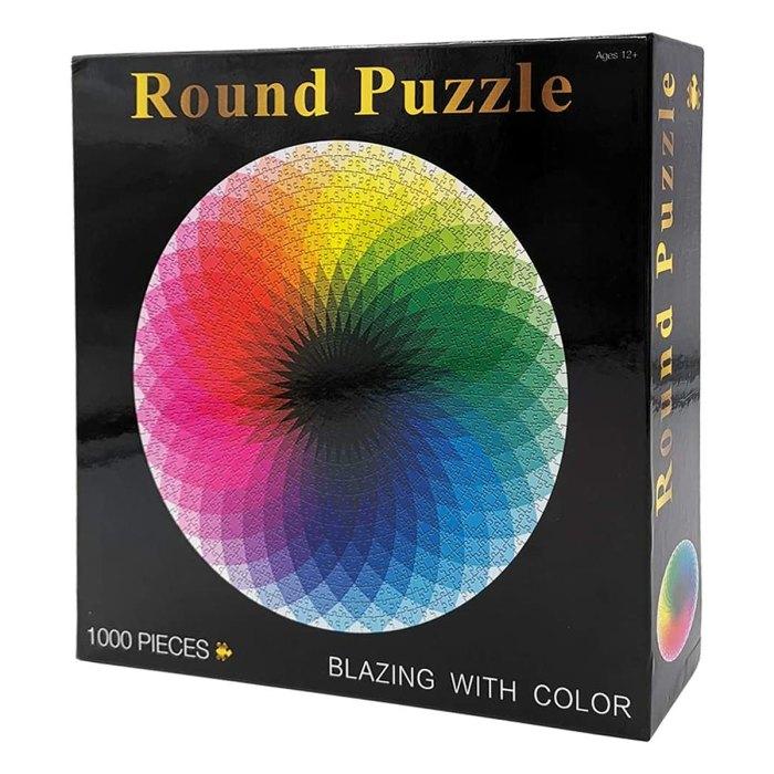 elefante-blanco-regalos-rompecabezas-arcoiris-redondo