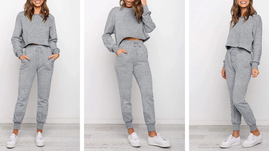 ZESICA 2-Piece Loungewear Set
