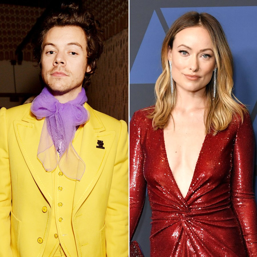 How Did It Start A Timeline of Harry Styles and Olivia Wilde Romance