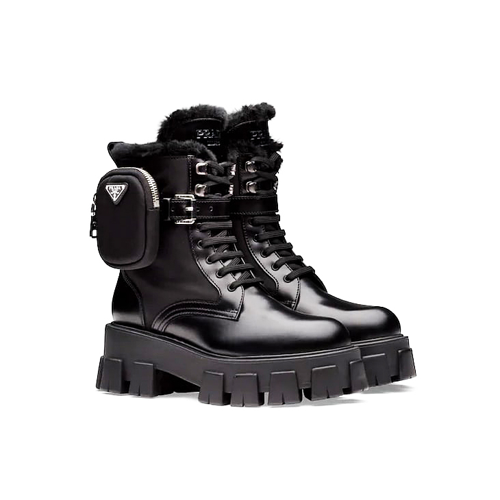 Prada Monolith Boots Us Weekly Buzzzz-o-Meter Issue 4
