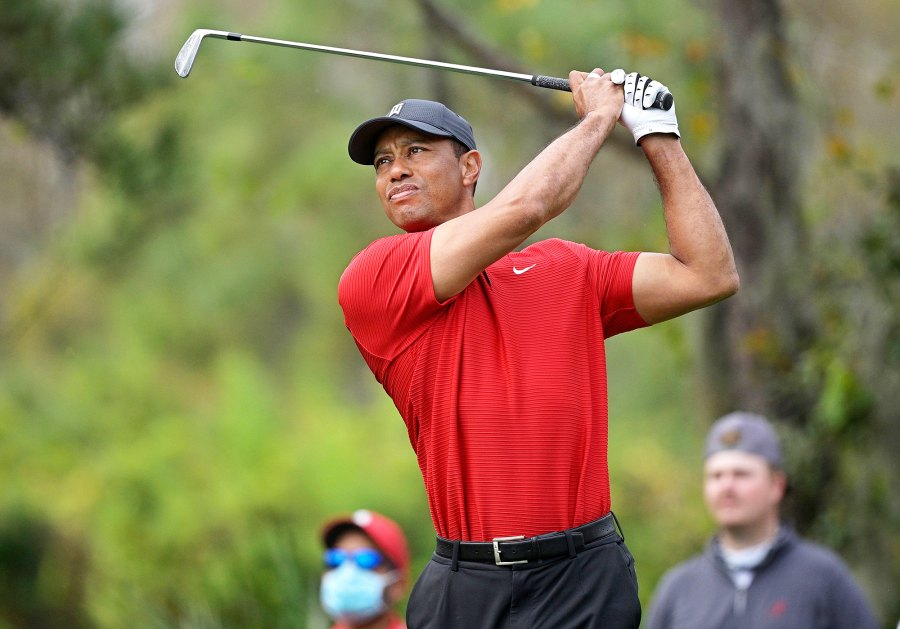 Golfing in 2020 Tiger Woods HBO Max Documentary Tiger Revelations Everything We Learned