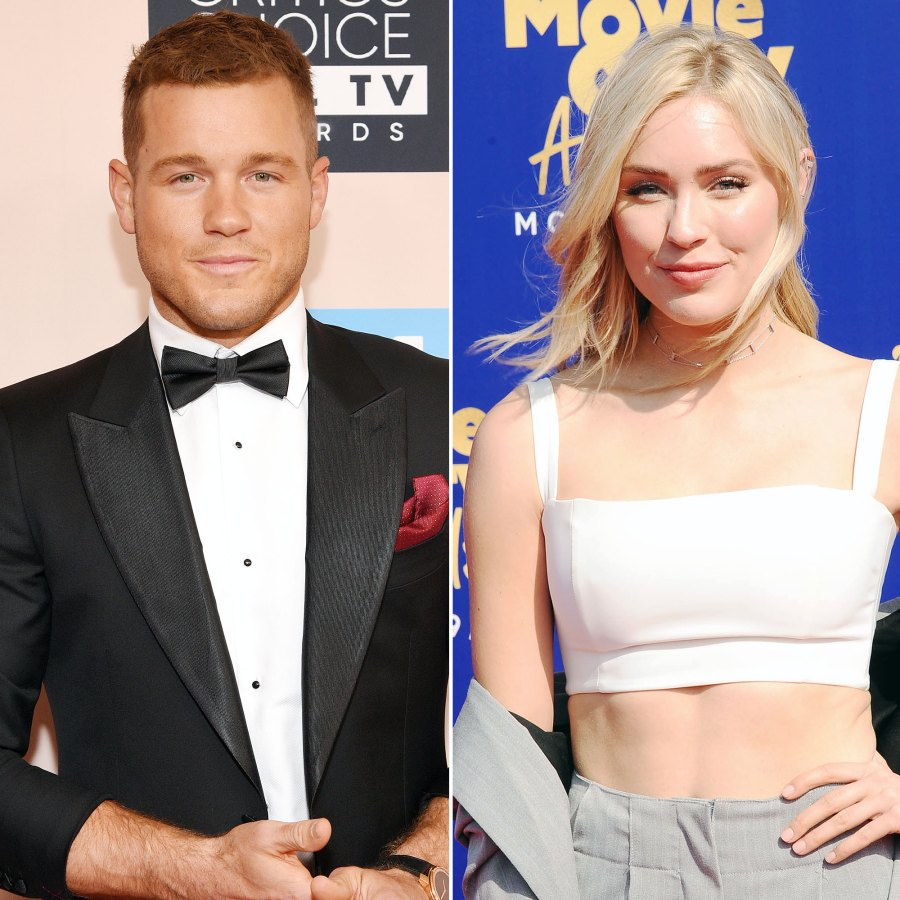Colton Underwood and Cassie Randolph Everything We Learned From Colton Underwood New Chapter in The First Time The Break Up Was Excruciating