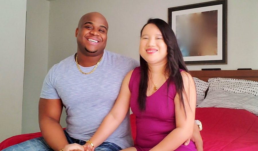 990 Day Fiance Rigin Bado Is Pregnant With Her Dean Hashim 1st Child Together