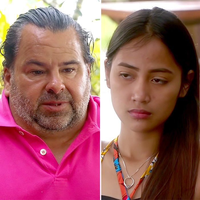 90 Day Fiance's Big Ed Reflects on His Relationship With Ex Rose
