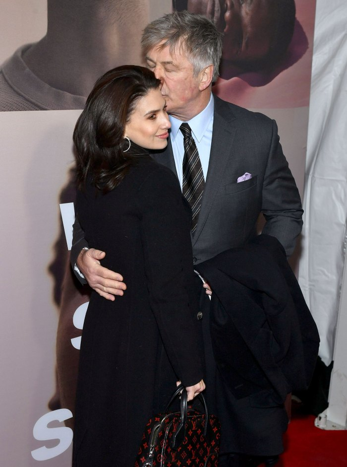 Alec Baldwin Calls Wife Hilaria Baldwin His Home and His Everything Amid Accent Scandal Kiss PDA