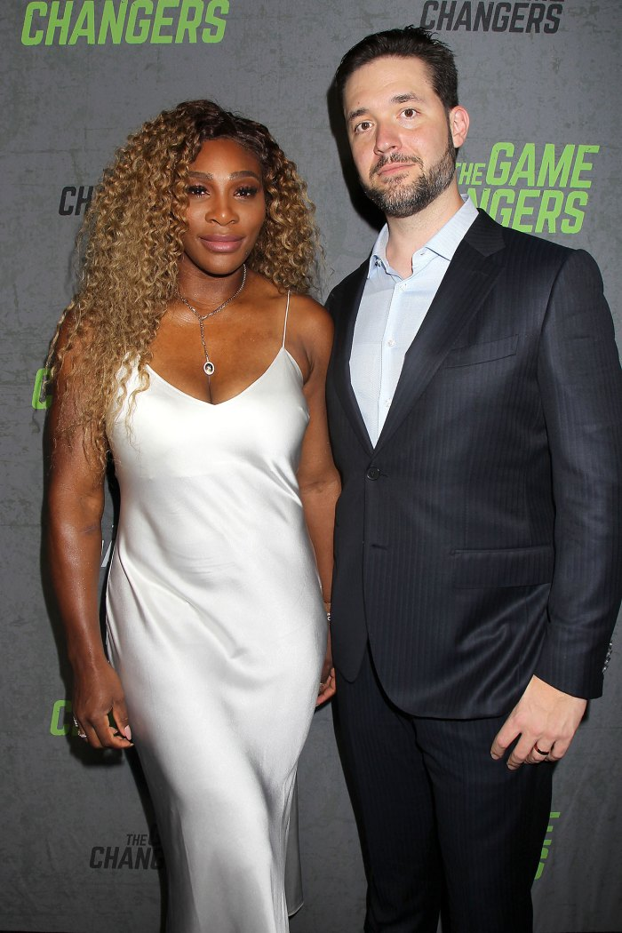 Alexis Ohanian Slams Sexist Clown Over Serena Williams Weight Comment