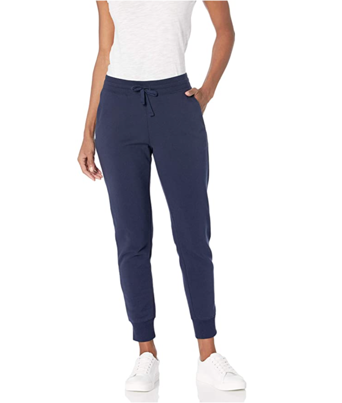 Essentials Womens French Terry Sweatpant