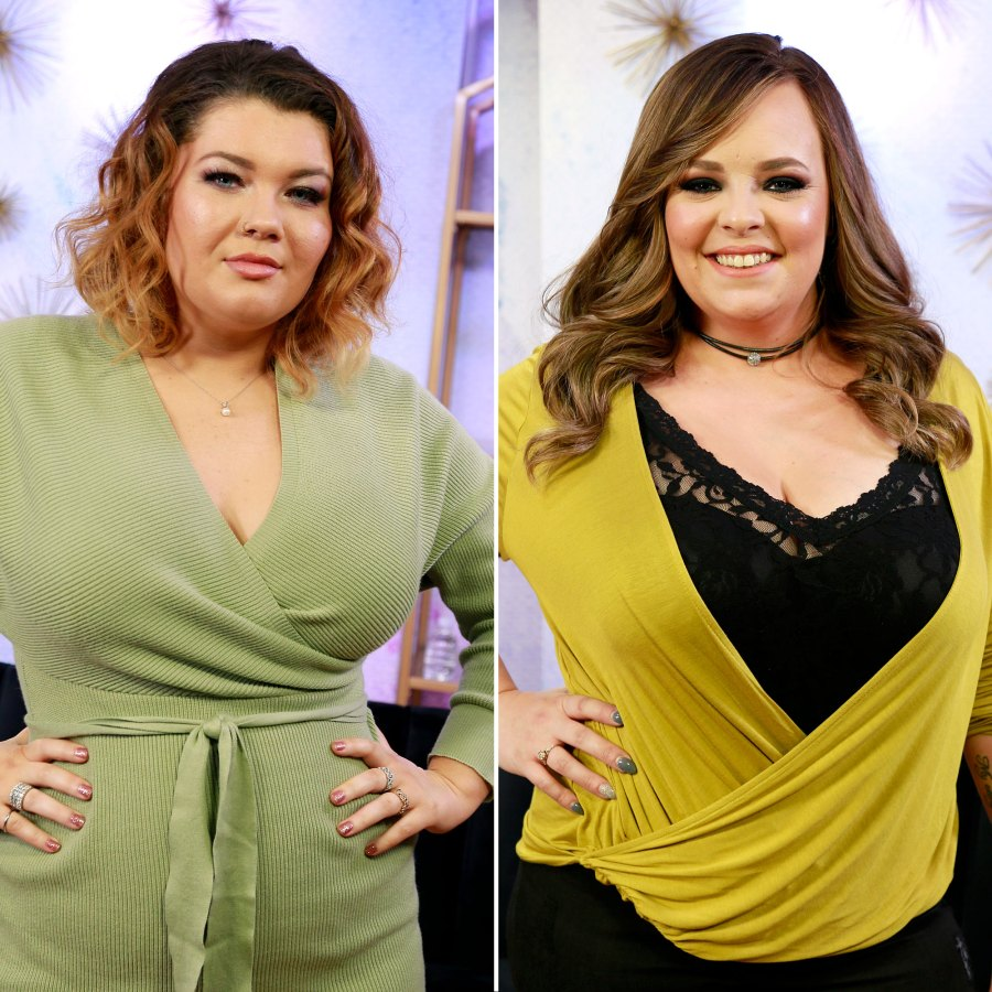 Amber Portwood: I Did Reach Out to Catelynn Lowell After Her Miscarriage
